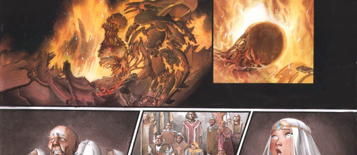 Srpski strip autori u francuskim izdanjima na Nova festivalu