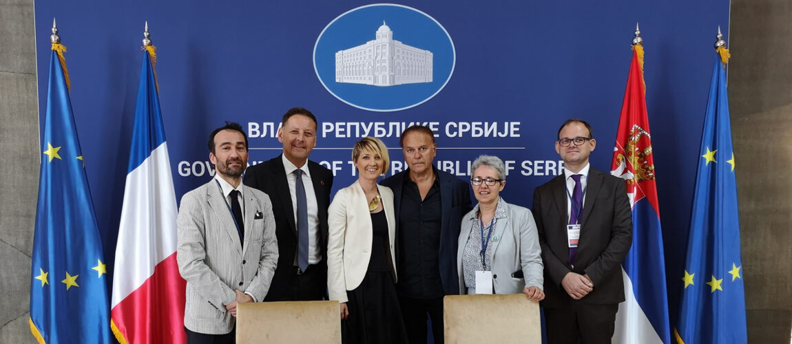 Potpisan francusko – srpski sporazum u oblasti stripa