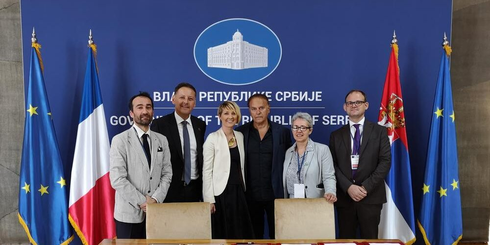 French-Serbian Cooperation Agreement signed