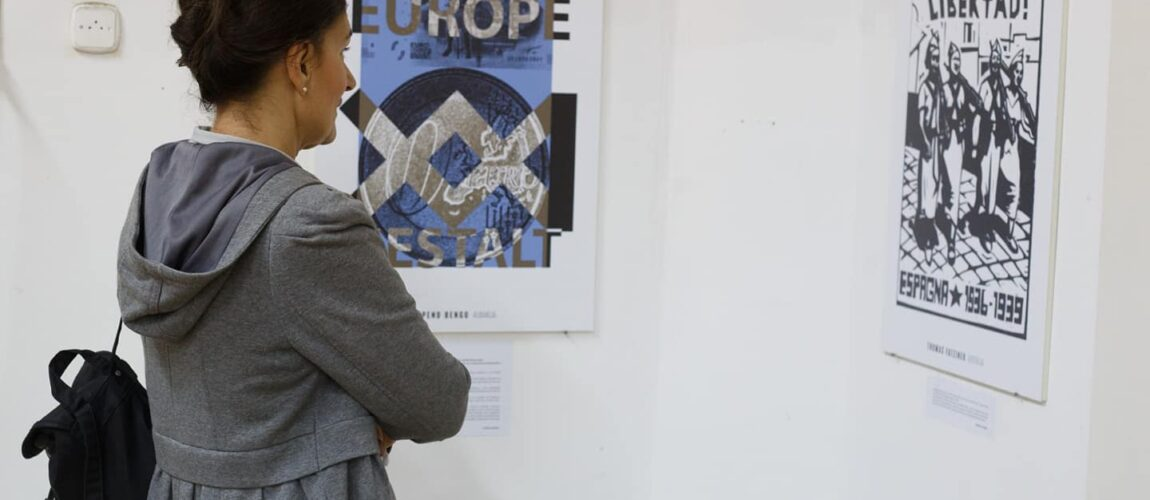 Otvaranje izložbe u Parizu